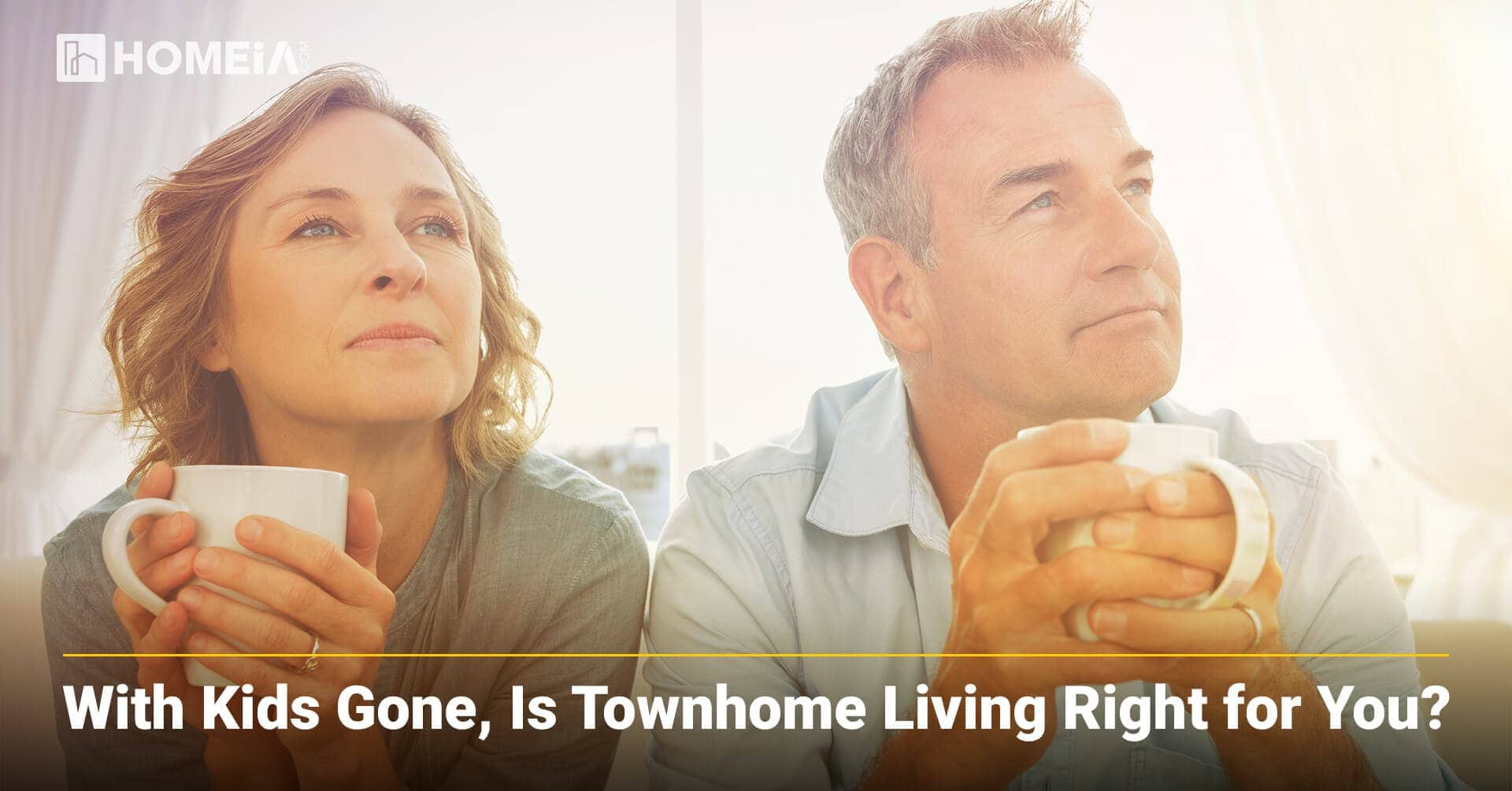 With Kids Gone, Is Townhome Living Right for You?