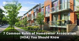7 Common Rules of Homeowners Associations (HOAs) You Should Know