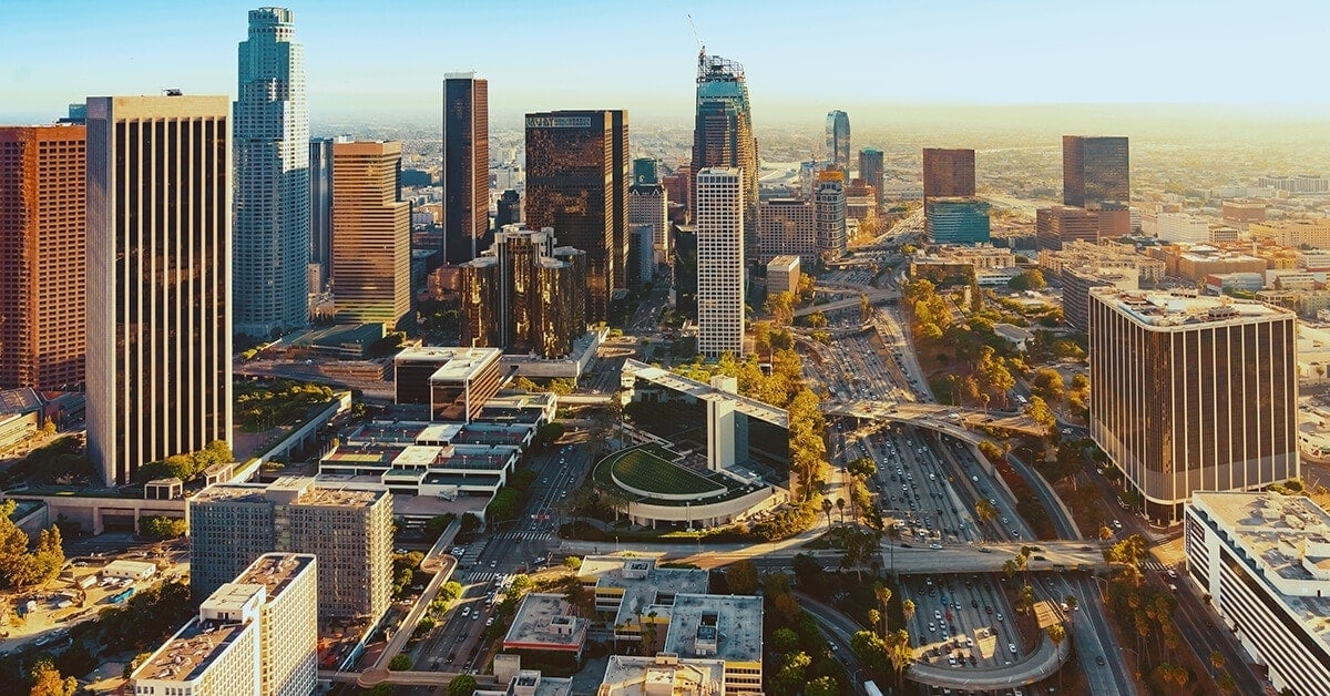 City services enhance L.A. standard of living, outstanding services in Los Angeles, CA