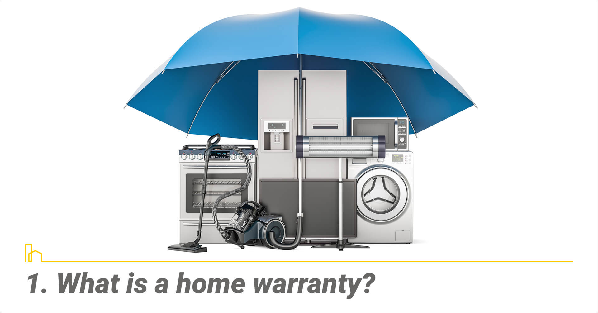 What is a home warranty? things to know about home warranty