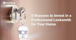 5 Reasons to Invest in a Professional Locksmith for Your Home