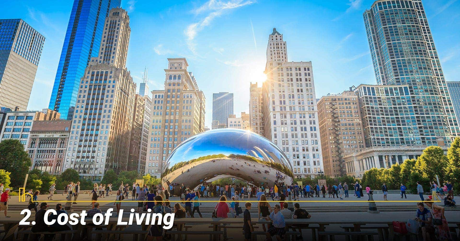 Cost of Living in Chicago, Illinois