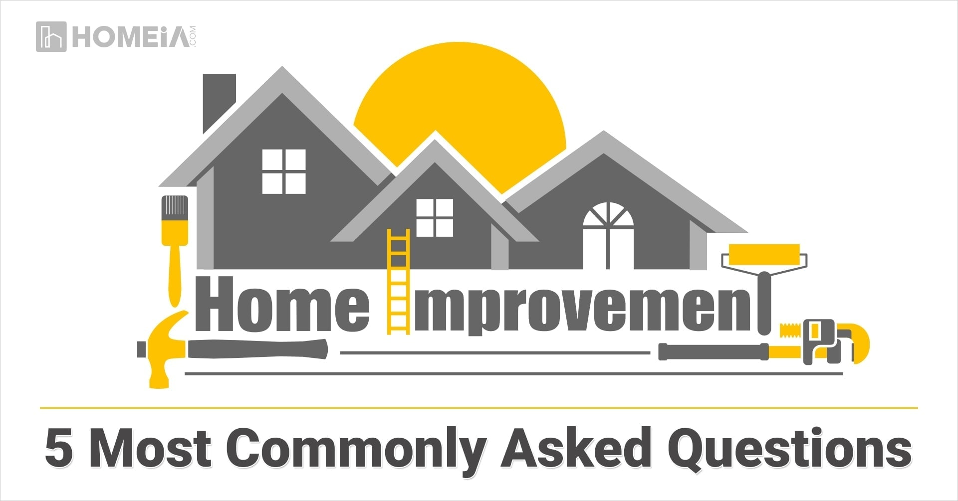 Home Improvements Require Permits & Commonly Asked Questions