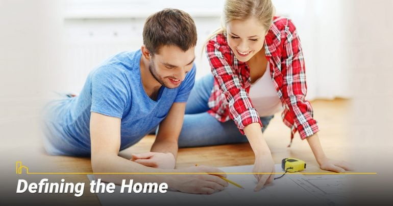 Defining the Home