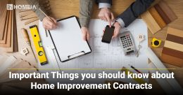 16 Important Things to Know about Home Improvement Contracts