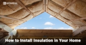 How to Install Insulation in Your Home